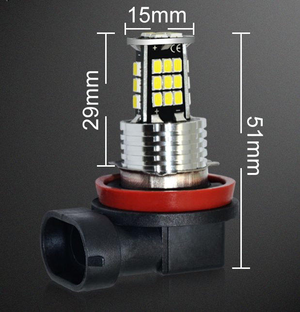 LED Billampa H11-30