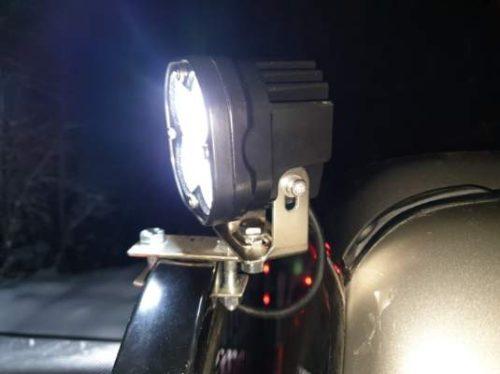 LED Arbetslampa XW-40SV-CREE