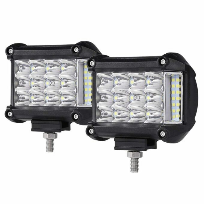 LED Arbetsljus XW20-Side