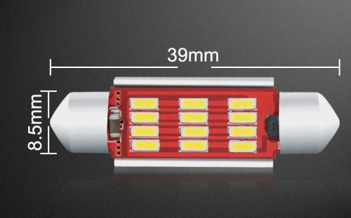 LED Billampa F39 Canbus