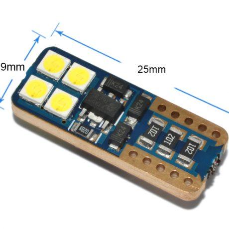 LED Billampa T10 Canbus