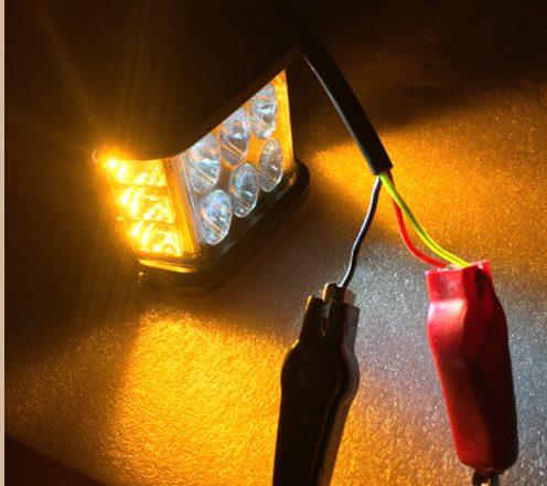 LED Arbetsljus XW12-B